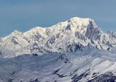 Французским альпинистом был найден клад на горе Монблан