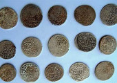 В Туркменистане найден клад из серебряных монет XV столетия