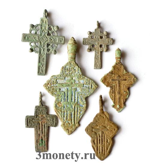 старые кресты цены и фото