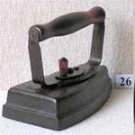 Старинный утюг (фото и цена)
