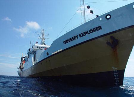 У берегов США был найден клад из золота стоимостью около 1000000 долларов