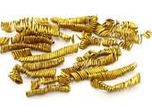 Археологами Дании найдено 2000 спиралей из золота