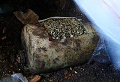 Башкирец нашел клад весом 100 килограммов