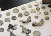 найден клад с древними сокровищами