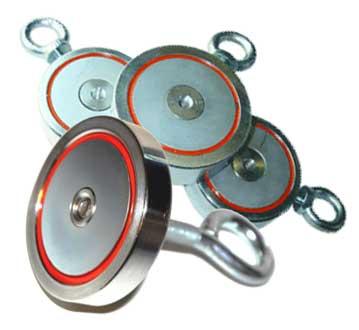 поисковый магнит, неодимовый магнит