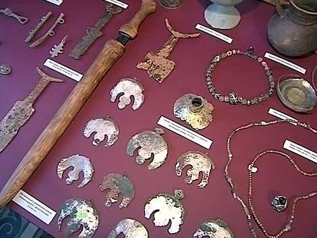 незаконные археологические раскопки