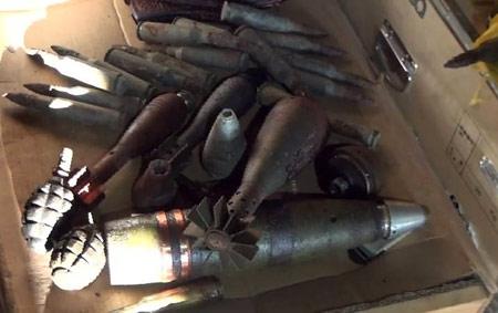 Находки черных копателей ВОВ (фото)