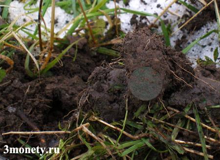 Коп монет по старине (фото находок)