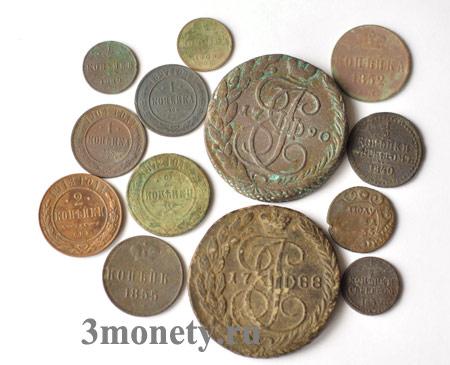 Фото старинных монет