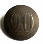 Антикварная пуговица (цена, фото)