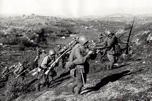 Находки Великой Отечественной Войны (ВОВ)